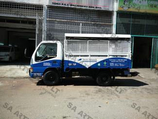 Teknik Datasaab - Small Truck