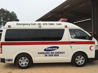 SAMSUNG (Ambulance Vehicle)