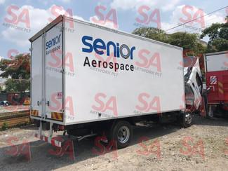 Senior Aerospace 2nd Lorry