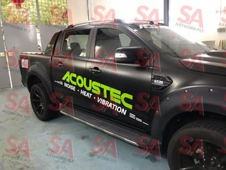 ACOUSTEC Exhibition Truck