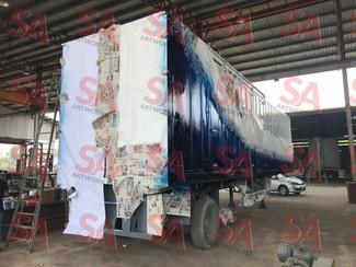 E2S 40ft trailer box 2units (in progress)