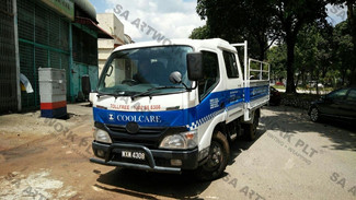 Cool Care - Truck