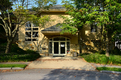 West Winds Tennis and Fitness Center Entrance