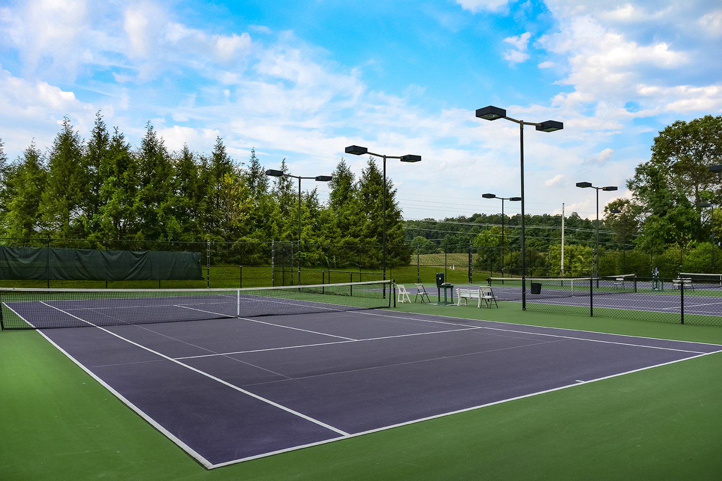 West Winds Tennis Courts 2
