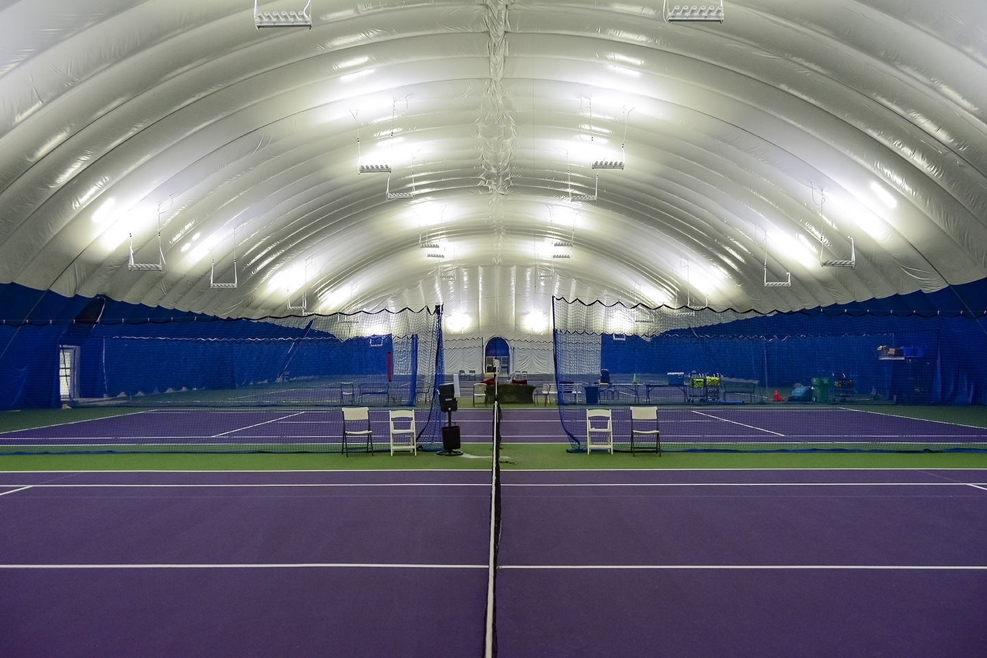 Inside the Tennis Bubble