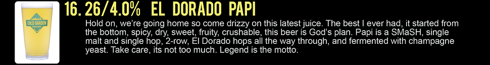 This Must Be The Menu - El Dorado Papi.p