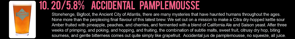 This Must Be The Menu - _Accidental Pamp