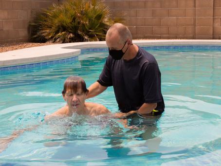 Summit Ridge Celebrates Baptisms!