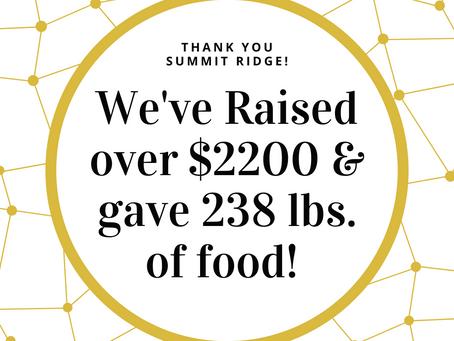 Thank You Summit Ridge!