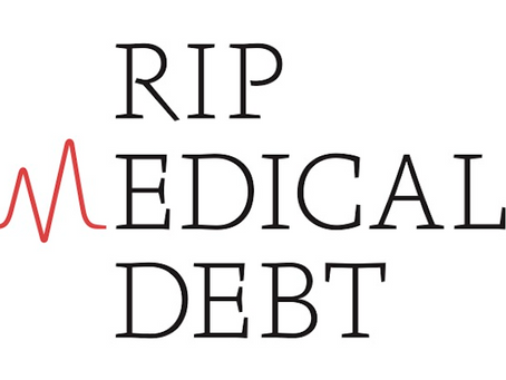 Give the gift of debt relief