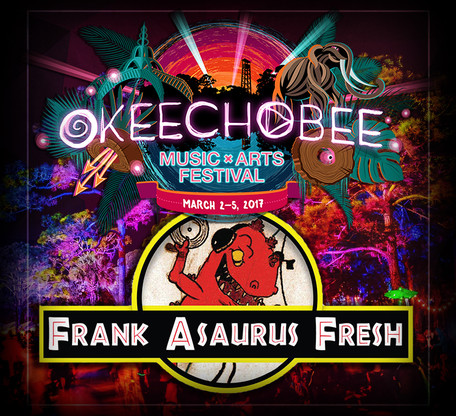 Frank Asaurus Fresh
