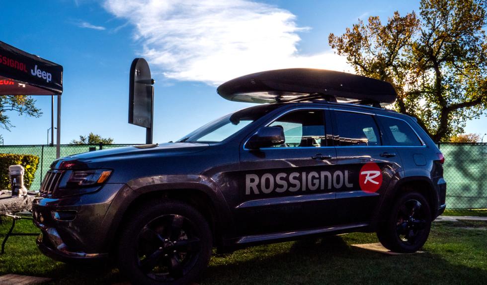 Rossignol & Jeep