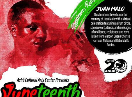 Juneteenth Performances in NOLA