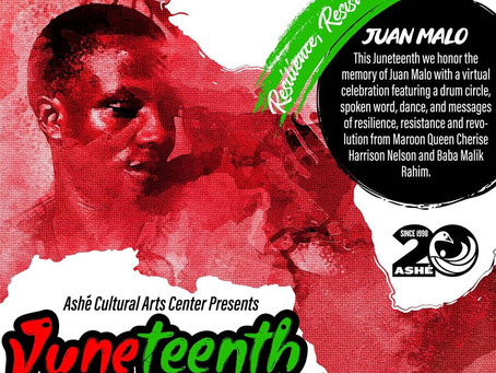 Juneteenth Performances in NOLA