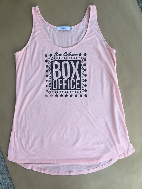 Screen Printed Tank Top