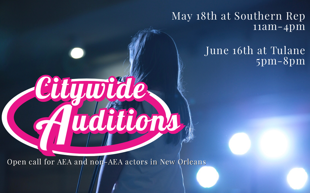 Open Call at City-Wide Auditions