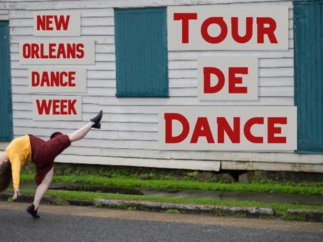 #DanceAroundNOLA Fall 2019