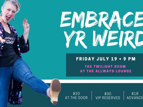 This Week in NOLA Theatre 7/16-7/21