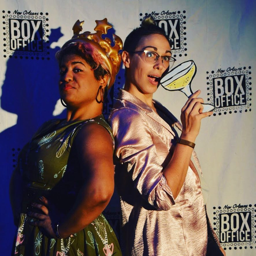 Co-Founders New Orleans Box Office Megan Kosmoski and AshleyRose Bailey