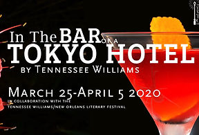 Tokyo Hotel Tennessee Williams Theatre C