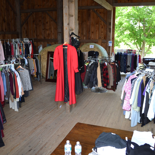 Donate clothing youth charity