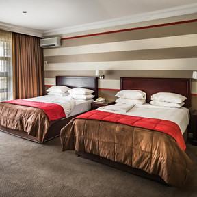 Deluxe Twin Bedroom