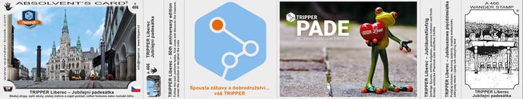 vizitka TRIPPER Liberec