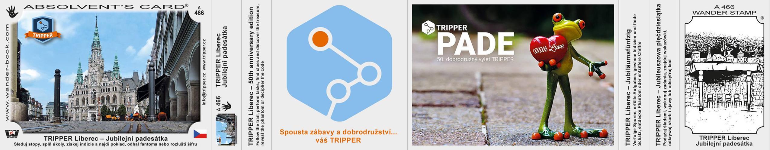 TRIPPER Liberec