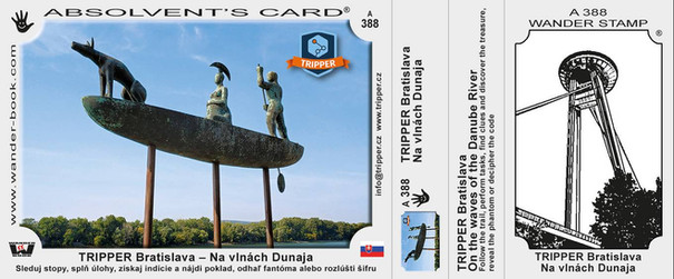 vizitk TRIPPER Bratislava