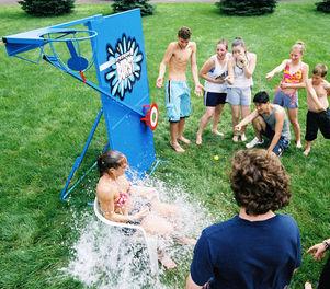 Best Party Idea Dunk Tank Pitchburst