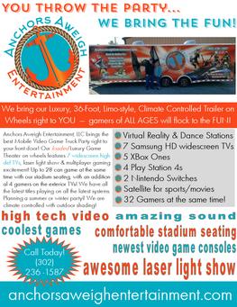 Best Event Idea Mobile Gaming Trailer