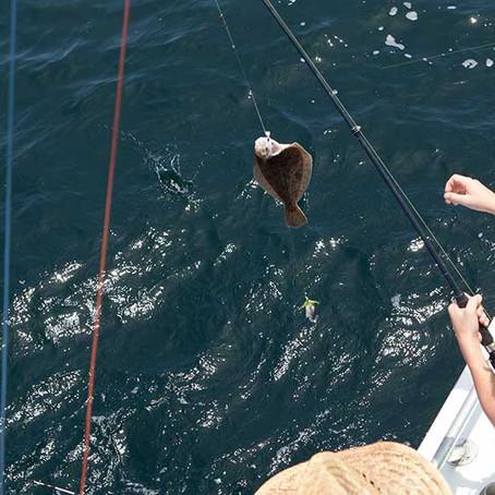 Annual Kids Fishing Tournament Fundraiser