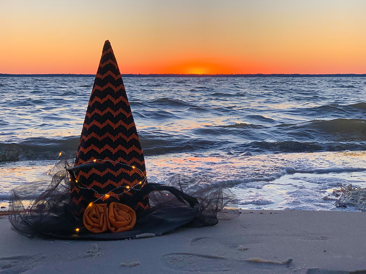 Beach Witch