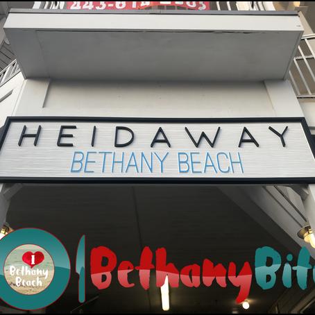 Bethany Bites on Heidaway