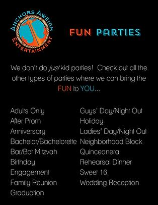 best party ideas party rentals ocean view delaware