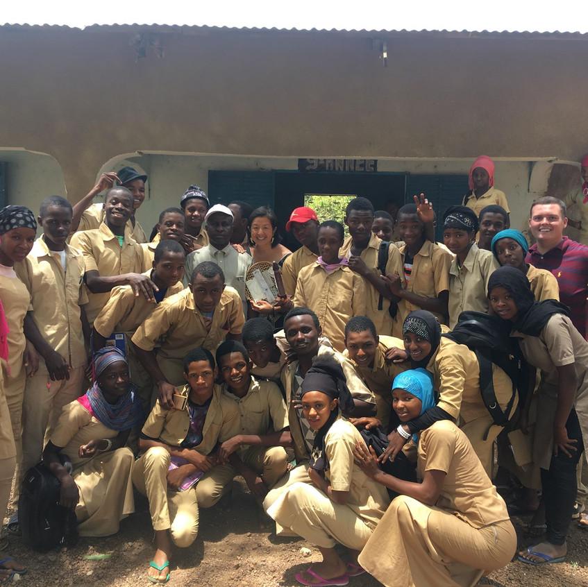 Bethany Beach Peace Corps Volunteer