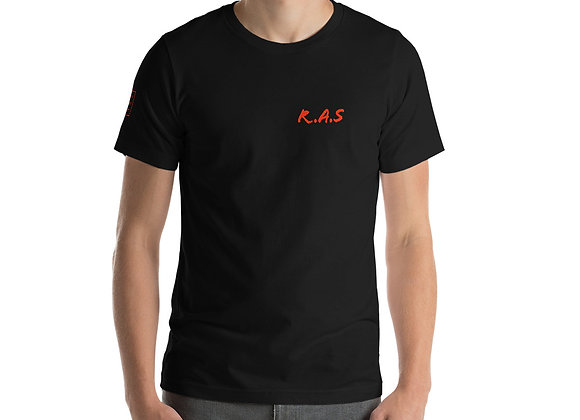 R.A.S RED TEE