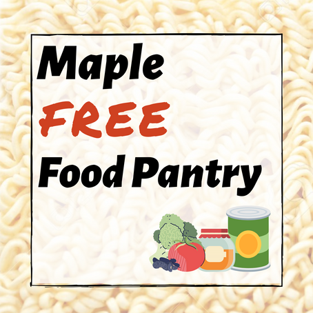 Maple Pantry Moves Back to Maple!
