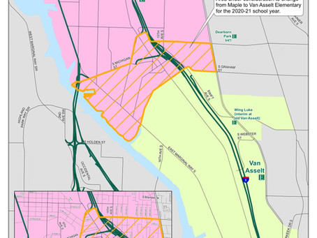 Upcoming Boundary Changes for Maple