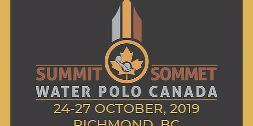 Water Polo Canada Summit