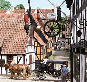 Den gamle by Århus