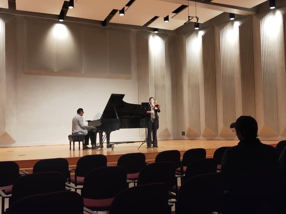 Recital at Murray State
