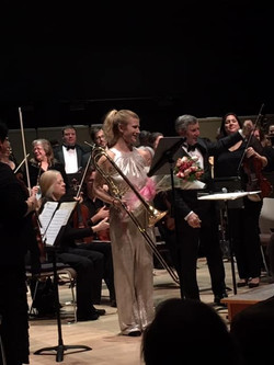 Bows with Bucks County Symphony