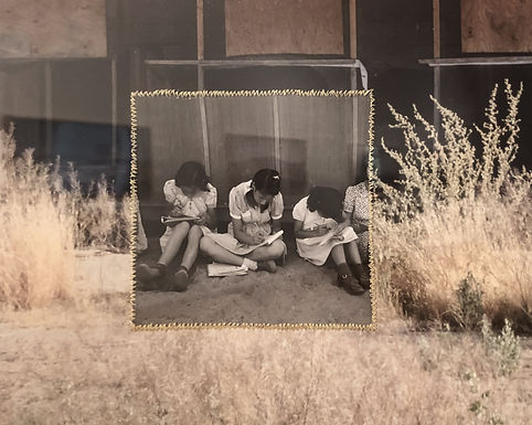 FEB 8 – OCT18  |  Ten Japanese-American Concentration Camps