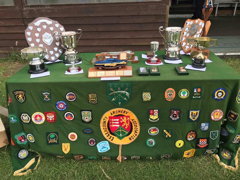 Essex County Archery Junior and Senior Championships