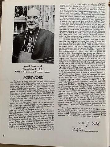 Bishop Wendelen J. Nold