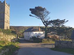 18f Ivy Cottage holiday Zennor St Ives C