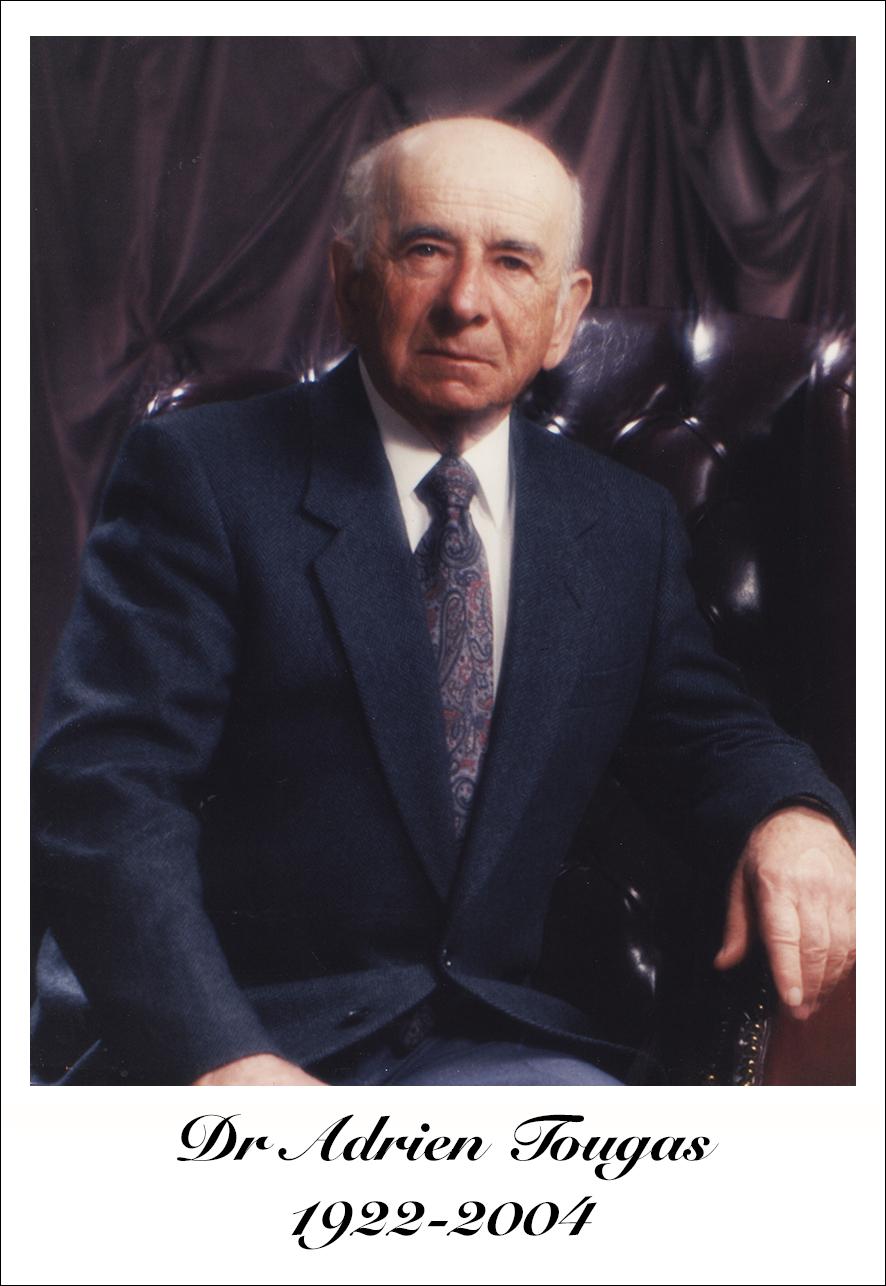 Dr Adrien Tougas
