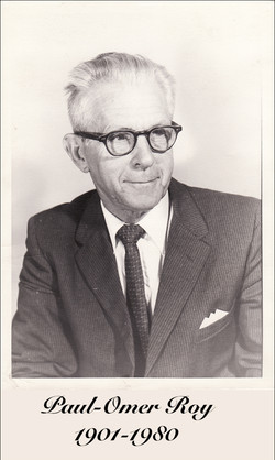 Paul-Omer Roy