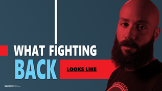 WHAT FIGHTING BACK LOOKS LIKE